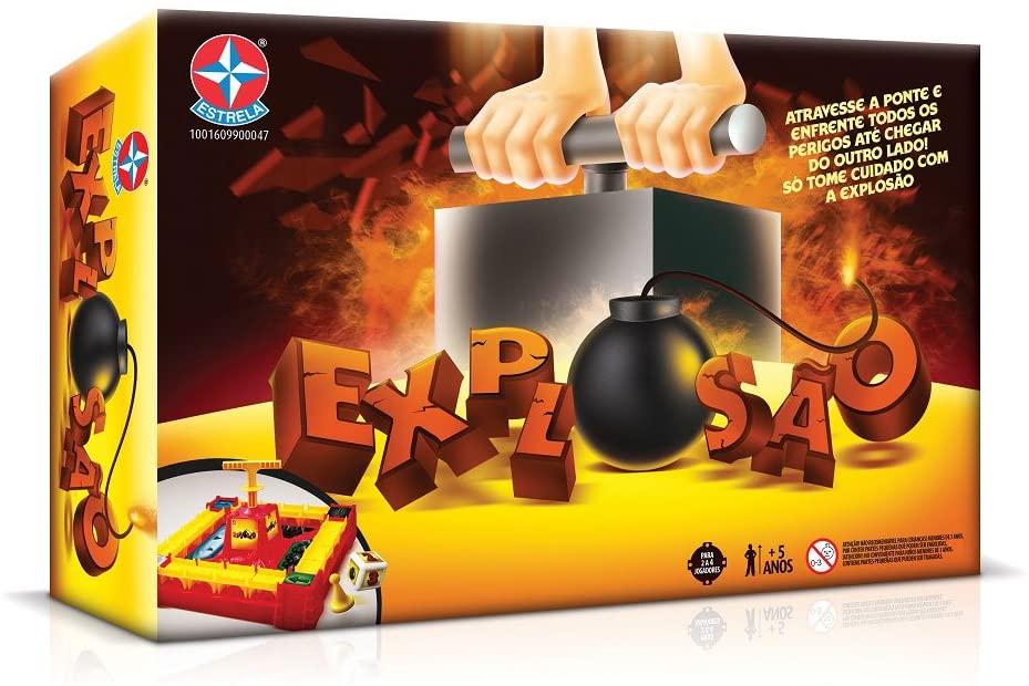 Jogo Explosão