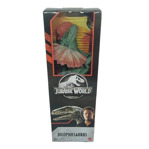 Jurassic World 2 - Dino Value - Dilophosaurus