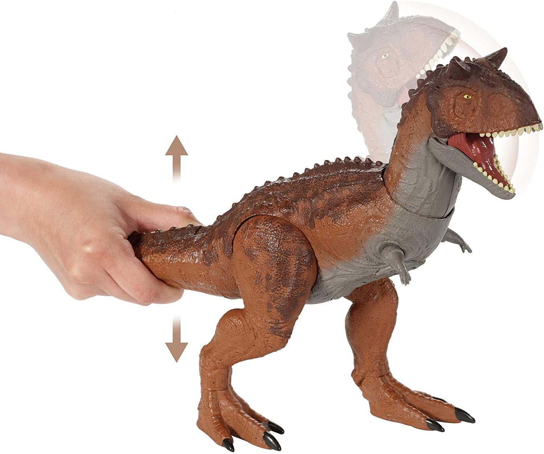 Jurassic World - Carnotauro Controle de Ataque