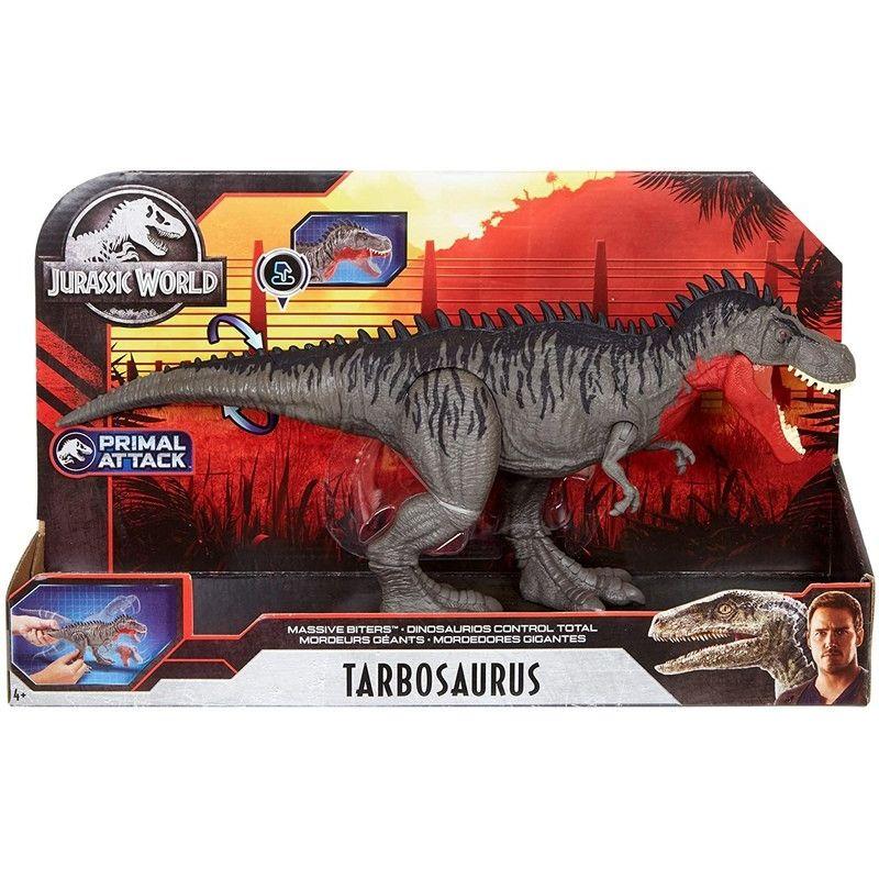 Jurassic World Controle de Ataque Total  - Dinossauro Tarbosaurus
