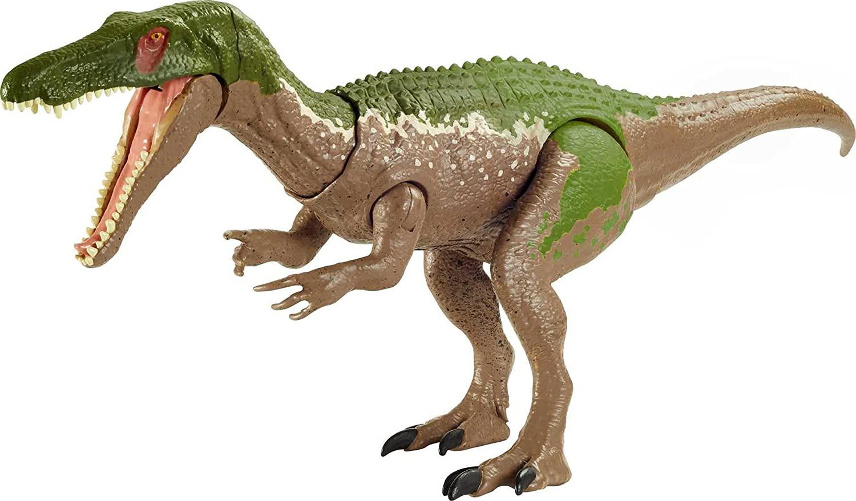 Jurassic World -  Dinossauro Ruge e Ataca Baryonyx Grim