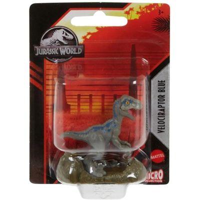 Jurassic World -  Kit 4 Mini Figuras Dinossauros