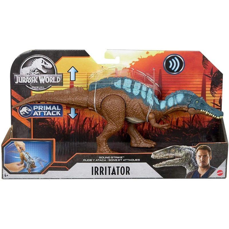 Jurassic World Ruge e Ataca - Dinossauro Irritator