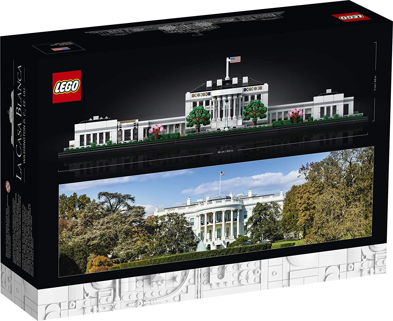 LEGO ARCHITECTURE  - A Casa Branca 21054