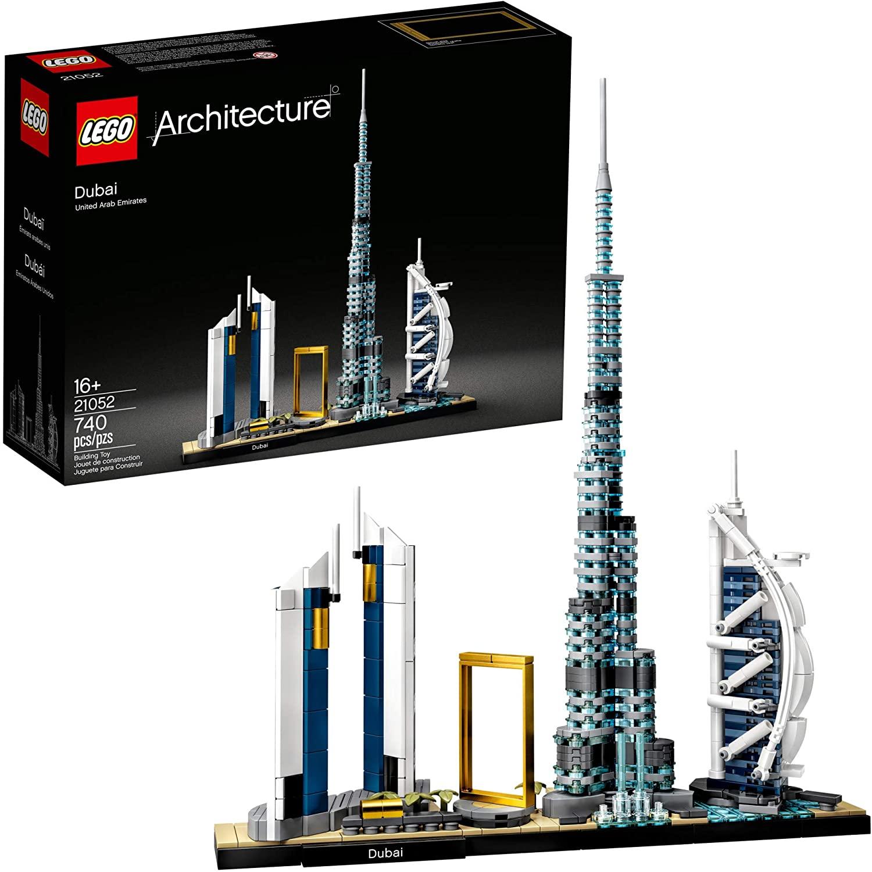 LEGO Architecture - Dubai 21052