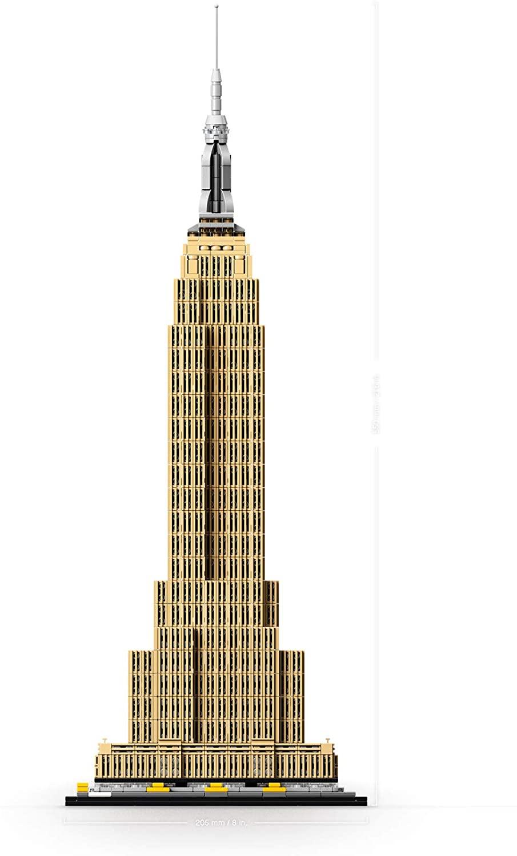 LEGO ARCHITECTURE - Edifício Empire State