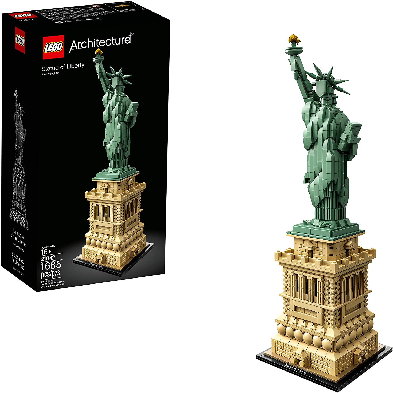 LEGO Architecture - Estátua da Liberdade