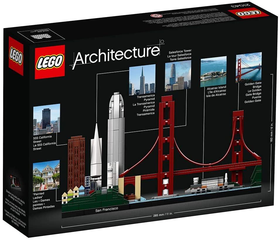 LEGO Architecture - São Francisco 21043