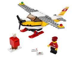 LEGO City - Avião Correio 60250