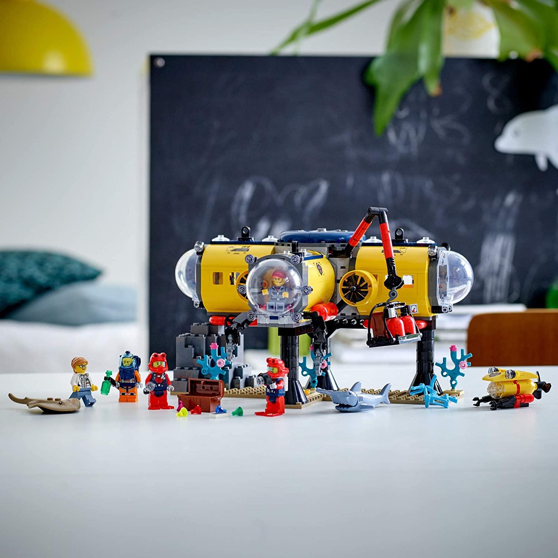 LEGO City - Base de Exploração do Oceano 60265