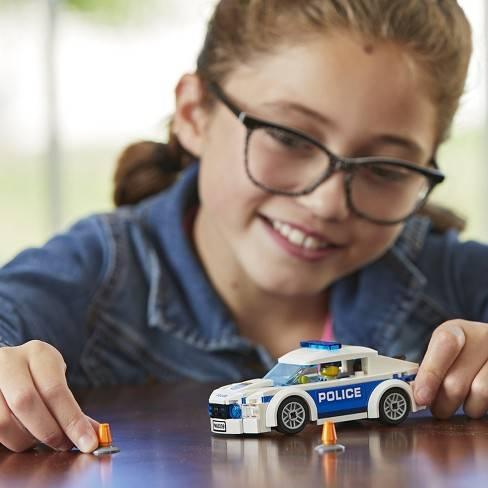 LEGO City - Carro Patrulha da Polícia 60239
