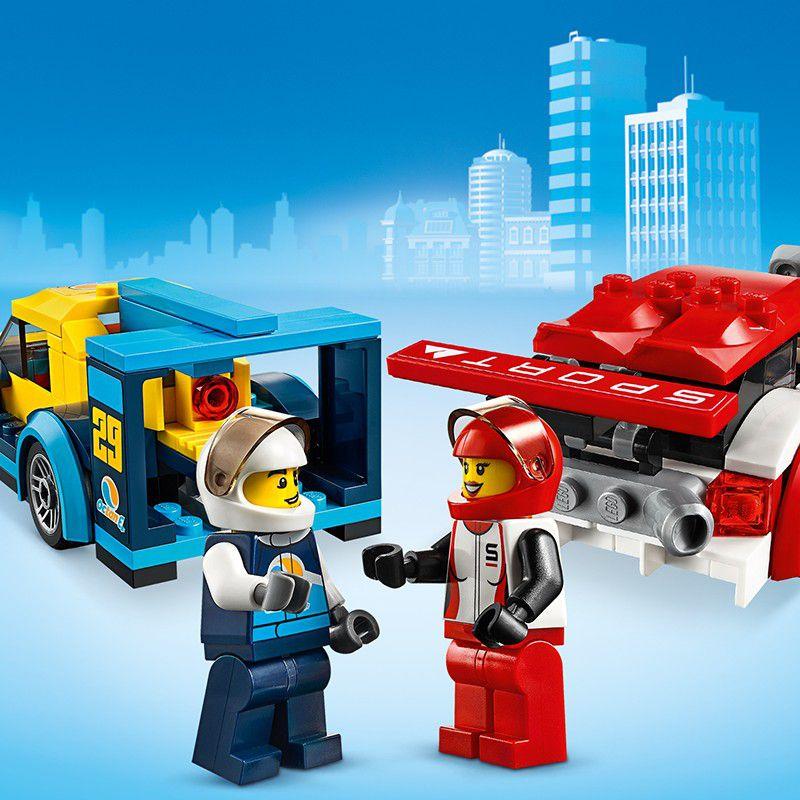 LEGO City - Carros de Corrida 60256