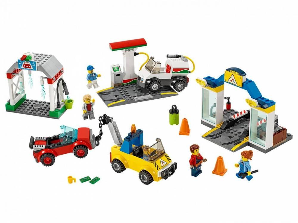 LEGO City - Centro de Assistência Automotiva
