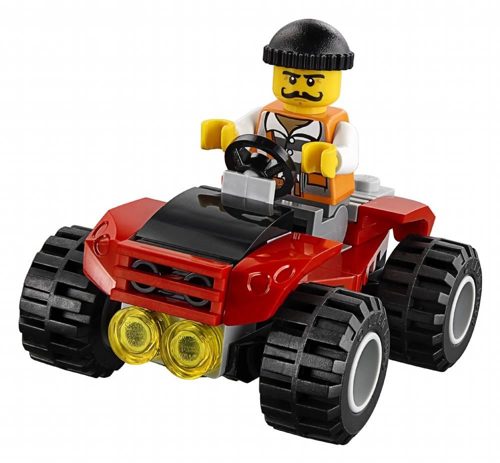 LEGO City - Centro de Comando Móvel