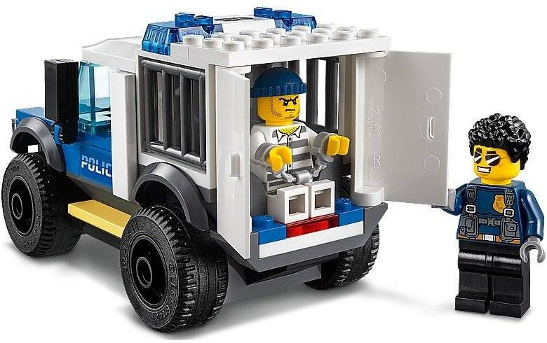 LEGO City - Delegacia de Policia 60246