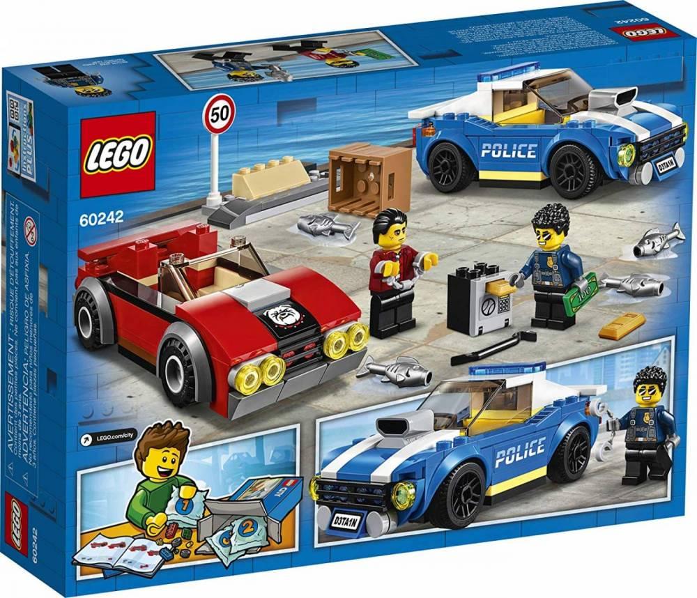 LEGO City - Detenção Policial na Autoestrada