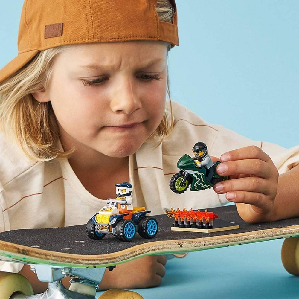 LEGO City - Equipe de Acrobacias 60255
