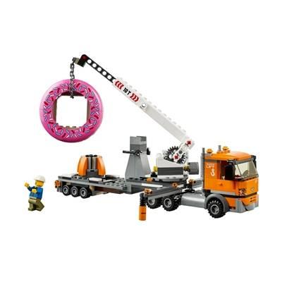 LEGO City - Inauguração da Loja de Donuts 60233