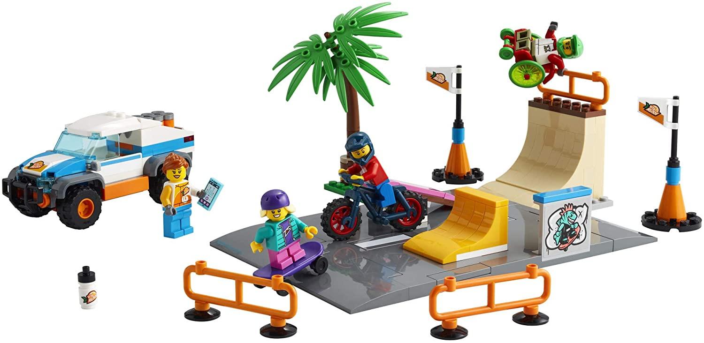 LEGO City - Parque de Skate 60290