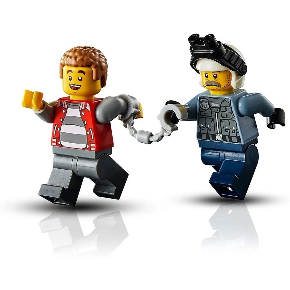 LEGO City - Polícia de Elite: Perseguição de Carro Perfurador 60273