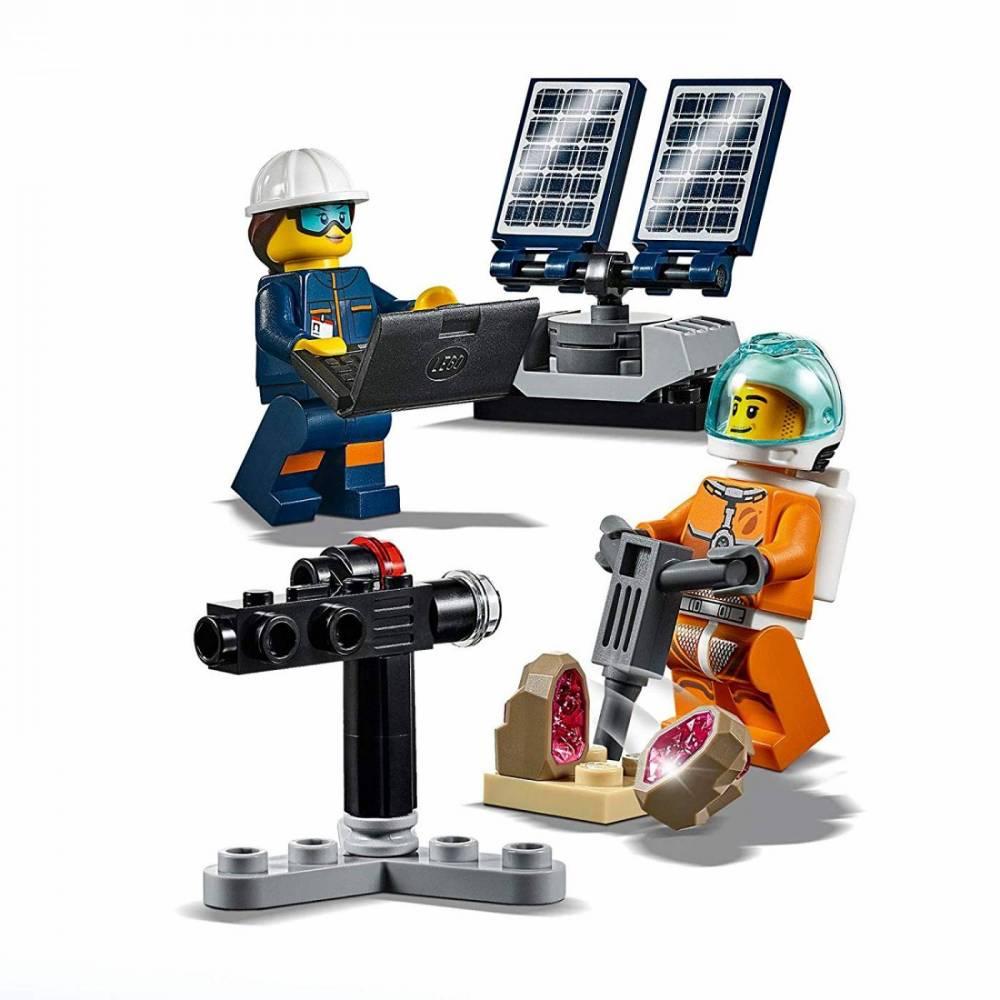 LEGO City - Teste de Condução de Carro Lunar 60225