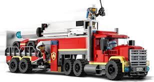LEGO City - Unidade de Controle de Incêndios 60282