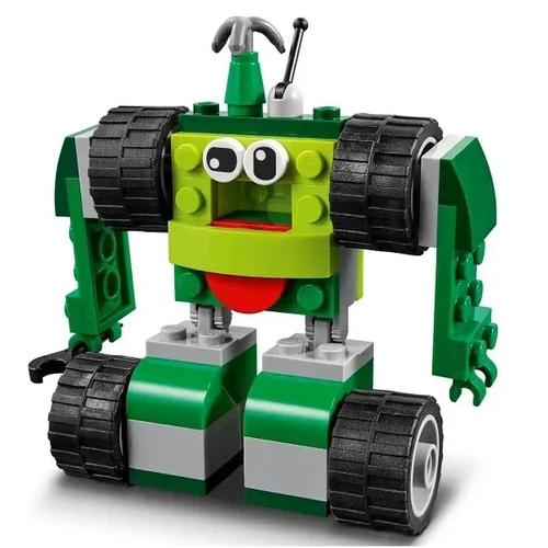 LEGO Classic - Blocos e Rodas 11014