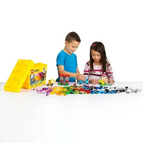 LEGO Classic - Caixa Grande de Peças Criativas 10698