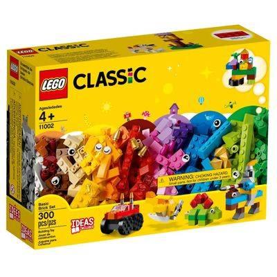 LEGO Classic - Conjunto de Peças Básicas 11002
