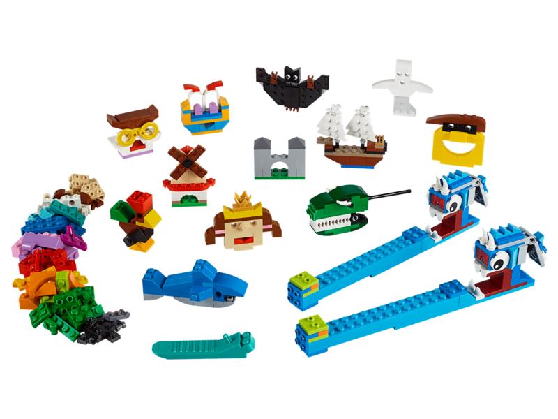 LEGO Classic - Peças e Luzes 11009