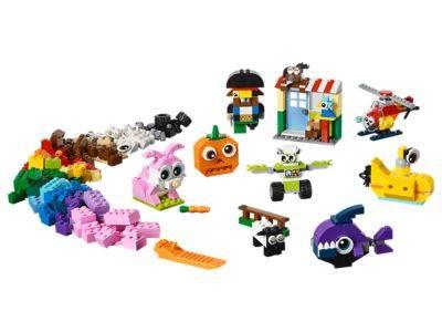 LEGO Classic - Peças e Olhos 11003