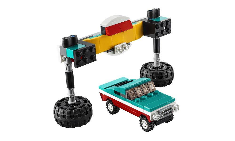 LEGO Creator - Caminhão Gigante 31101