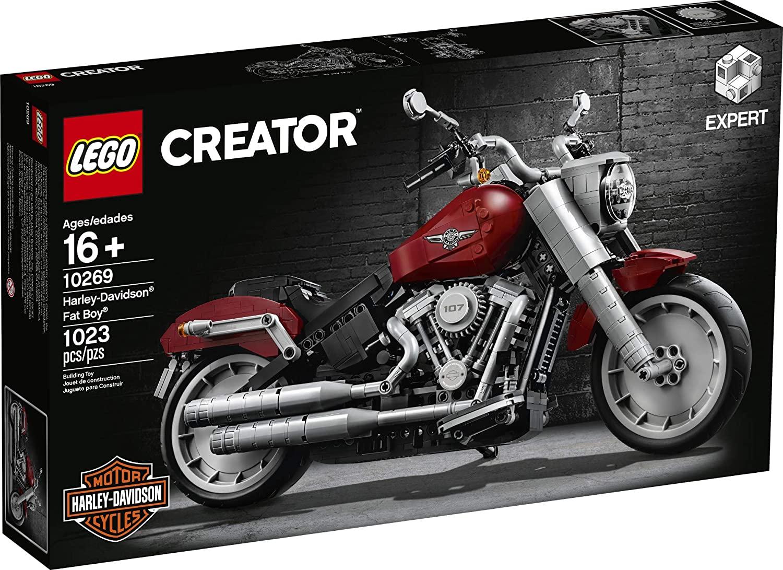 LEGO Creator Expert - Harley-Davidson® Fat Boy® 10269