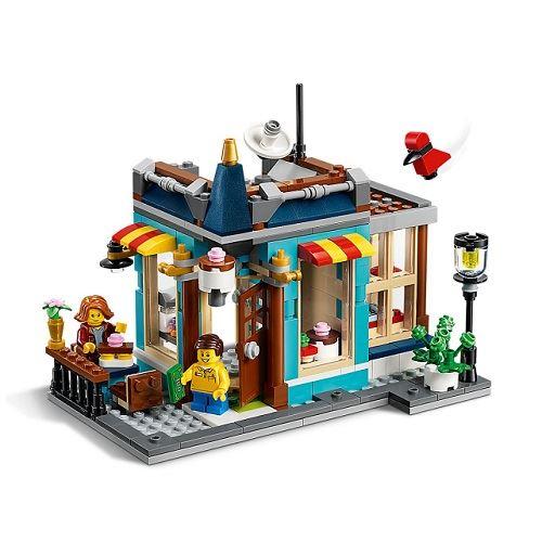 LEGO Creator - Loja de Brinquedos da Cidade 31105