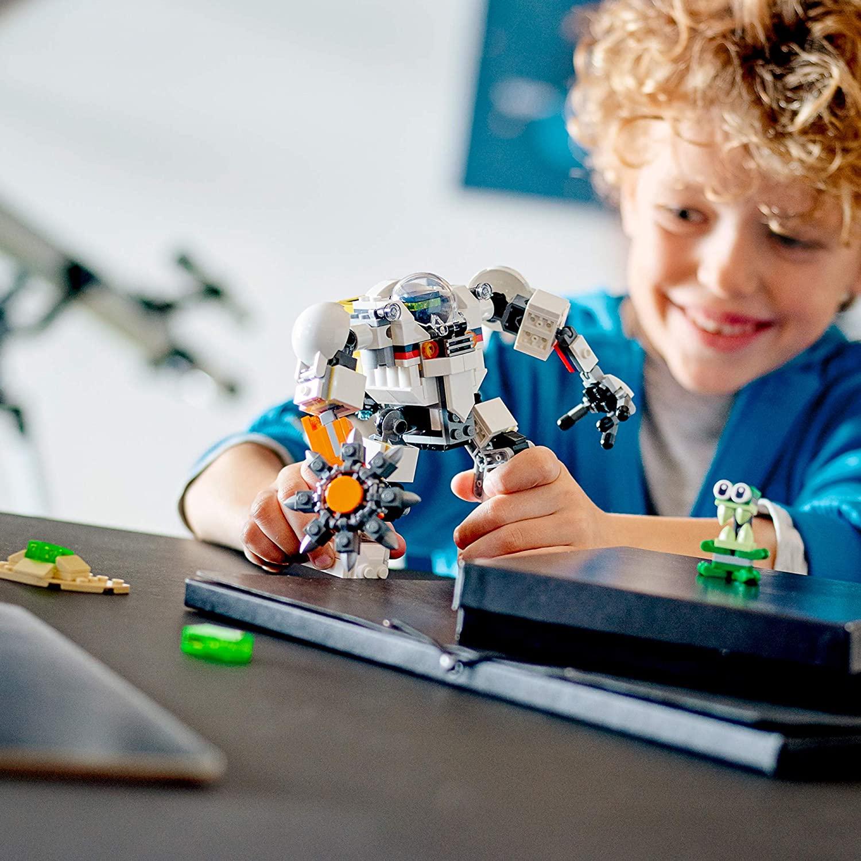LEGO Creator - Robô de Mineração Espacial 31115