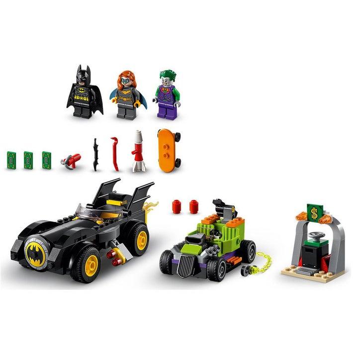 LEGO DC - Batman™ vs. Coringa™: Perseguição de Batmóvel 76180