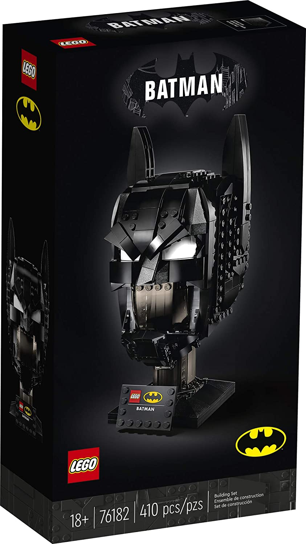LEGO DC - Capuz do Batman 76182