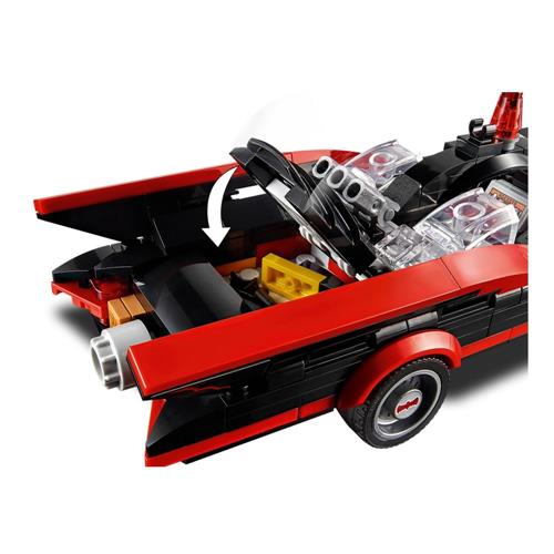 LEGO DC - Série de TV Clássica Batman™ Batmóvel™