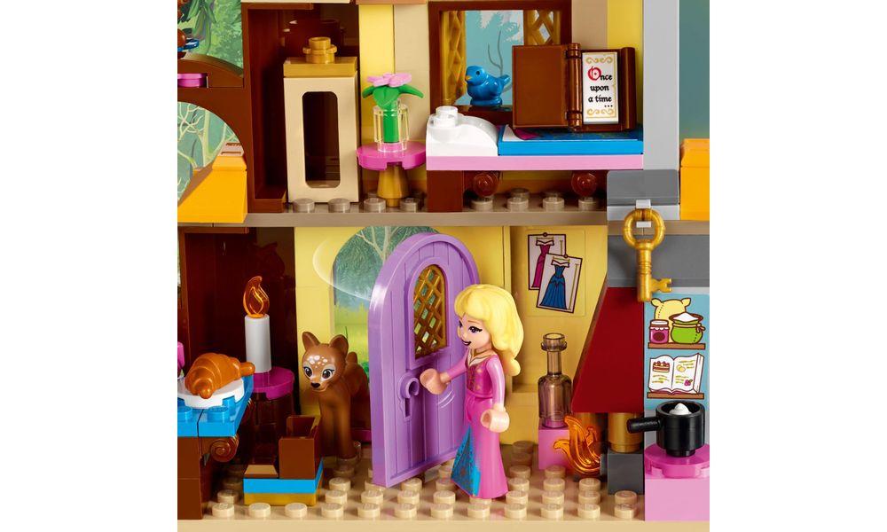 LEGO Disney - A Casa da Floresta de Aurora 43188