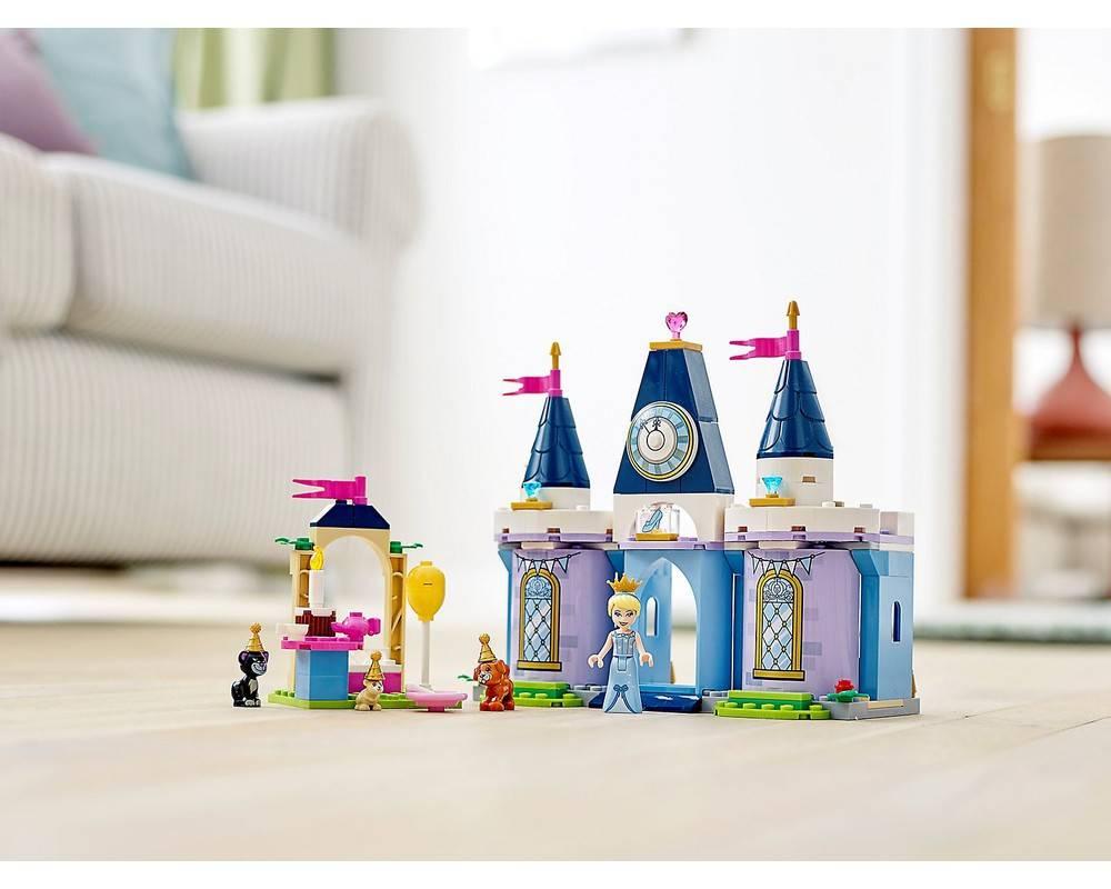 Lego Disney - A Celebração no Castelo da Cinderela 43178