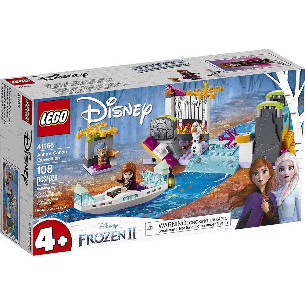 LEGO Disney - A Expedição de Canoa da Anna