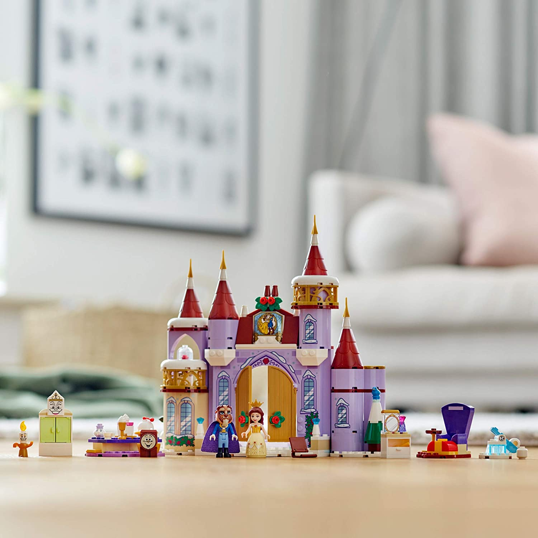 LEGO Disney  - Celebração de Inverno no Castelo da Bela 43180