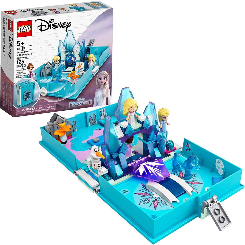 LEGO Disney - O Livro de Aventuras de Elsa e Nokk 43189