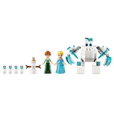 LEGO DISNEY - O Palácio de Gelo Mágico da Elsa 43172