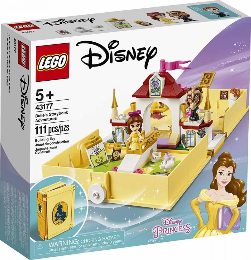 LEGO Disney Princess - Aventuras do Livro de Contos da Bela 43177