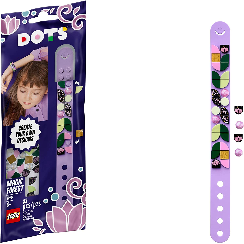 Lego DOTS - Bracelete Floresta Mágica 41917
