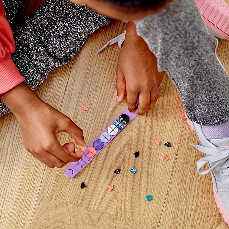 LEGO DOTs - Bracelete Unicórnio - Cintilante 41902