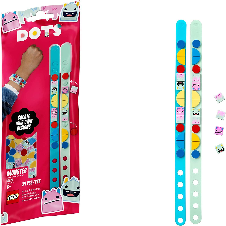 LEGO Dots - Braceletes de Monstrinhos 41923