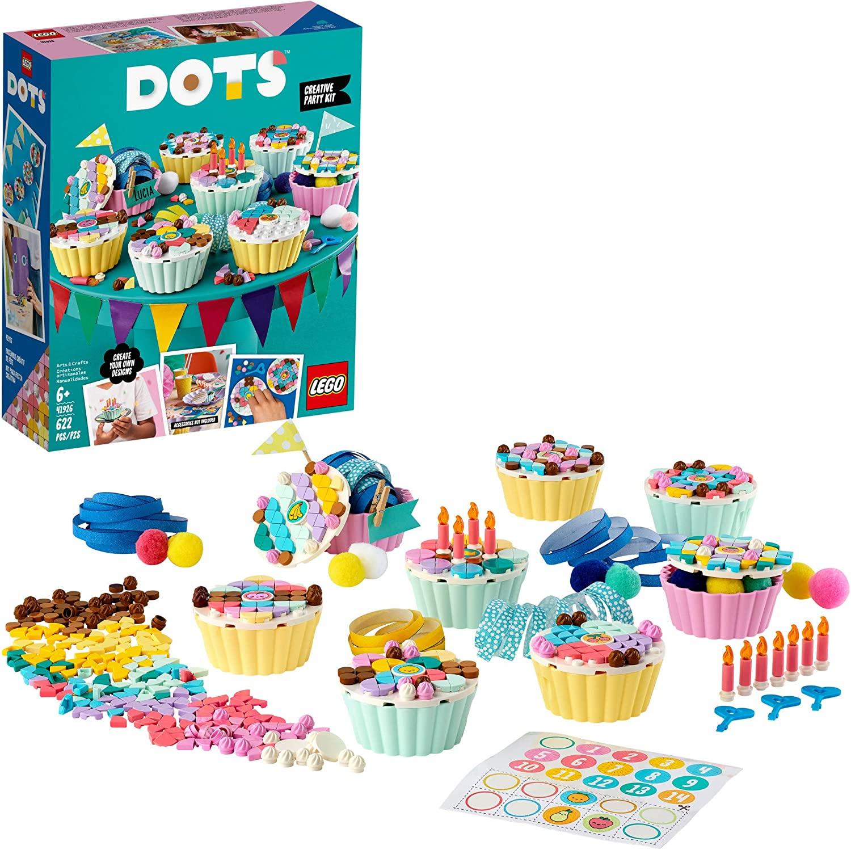 LEGO DOTS - Kit de Festa Criativo 41926