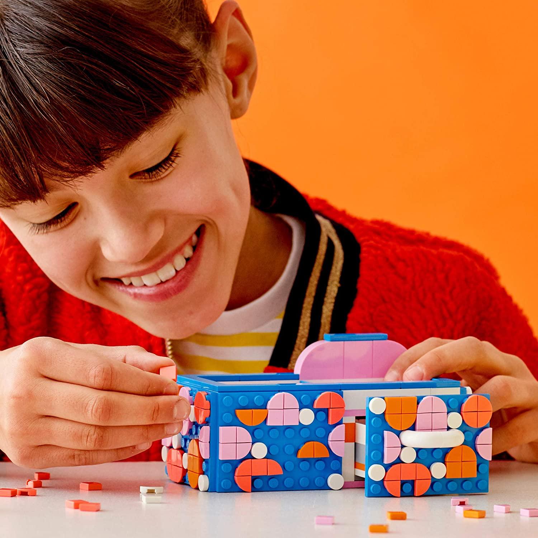 Lego DOTS - Organizador de Mesa 41907